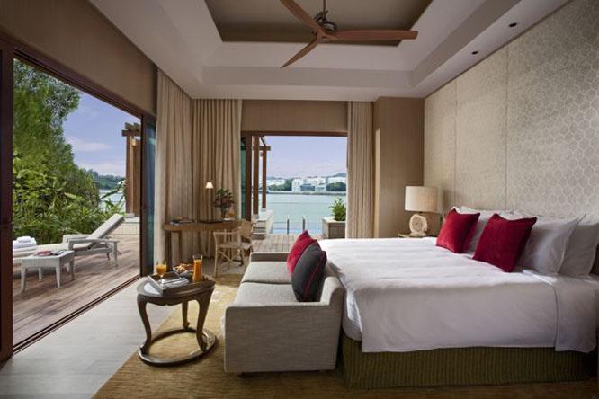 Two bedroom villa at the Beach Villas