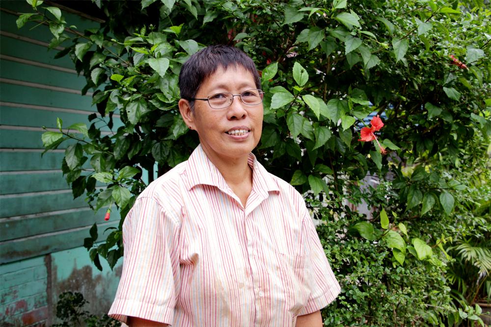 The kampong's landlord.