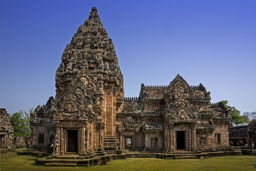 The Phanom Rung Historical Park in Buri Ram.