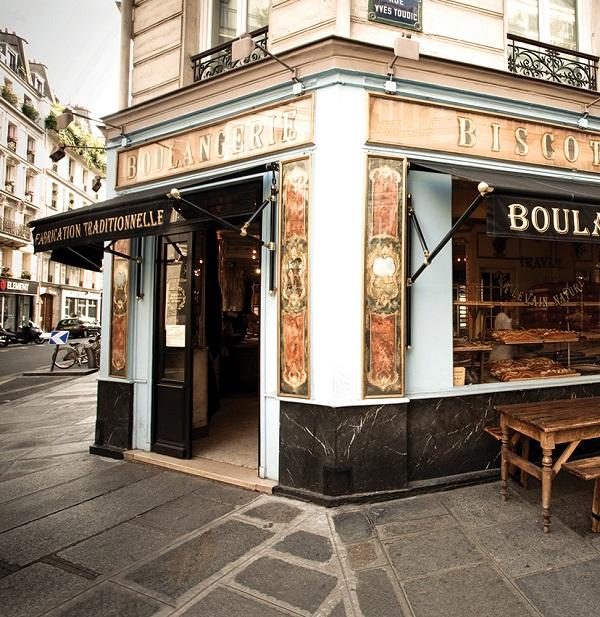 Du Pain et des Idees occupies a shop that dates from 1870.