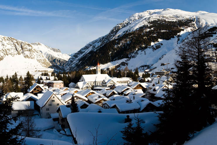 GHM Journeys sheds light on activities away from the slopes in the small town of Andermatt.