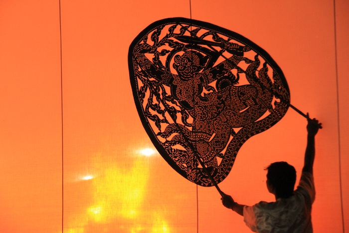 A shadow puppet performance by Sor Neakabas will take place in Siem Reap.