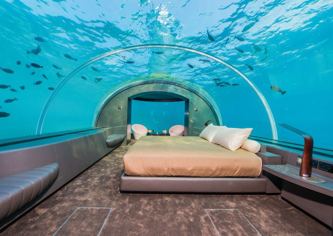 The Muraka Is The Underwater Residence Of Your Dreams