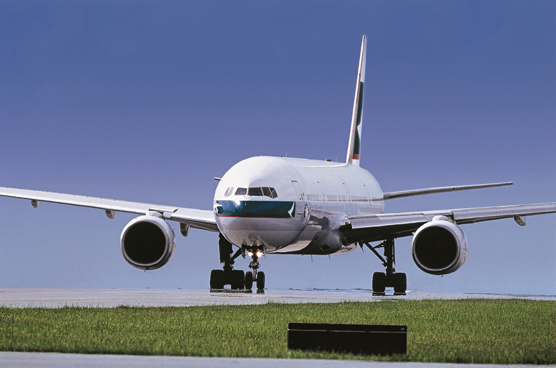 The route is product of the carrier's codeshare agreement with Qatar Airways.