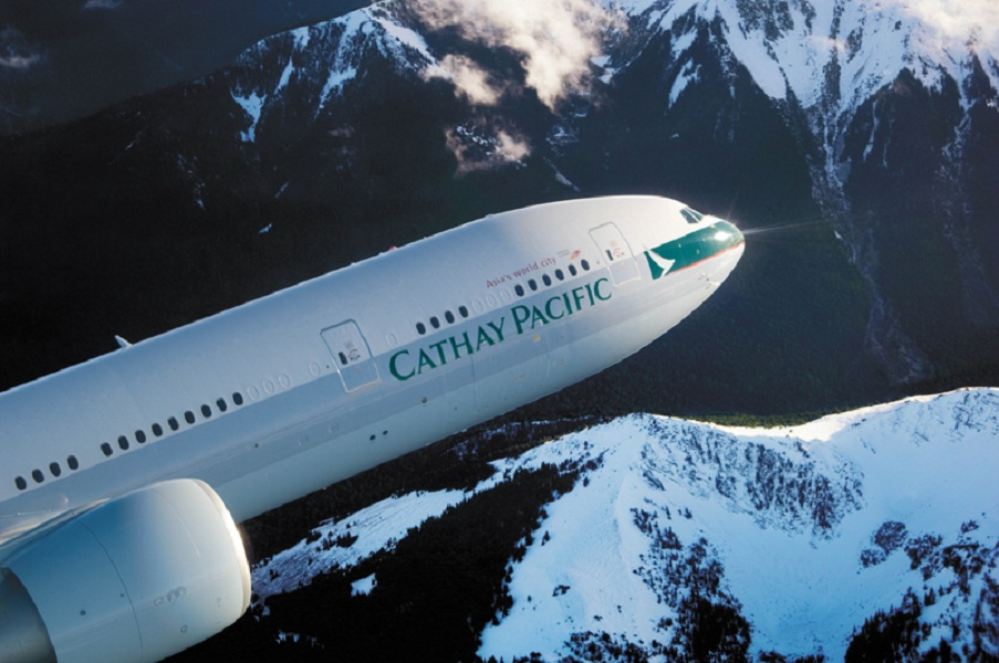The carrier will begin servicing Hong Kong to Zurich in 2015.