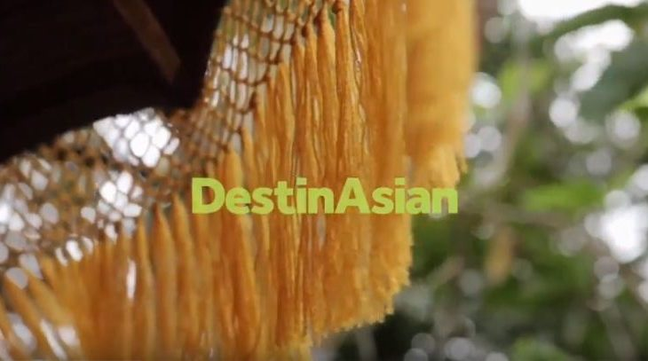 Behind the scenes of DestinAsian October/November 2018