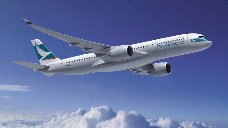 Delivery for Cathay Pacific's A350-900 aircraft is expected to begin this year.