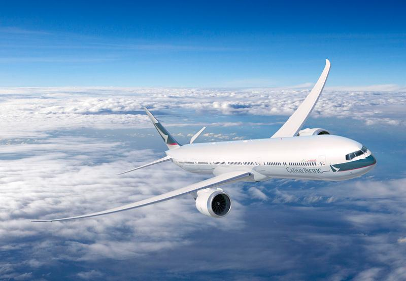 Cathay Pacific has become the first Asian customer for the new 777-9X.