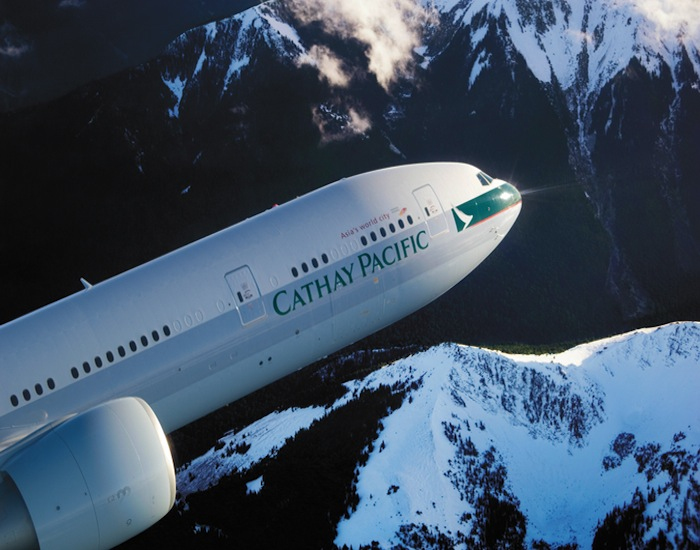 Cathay Pacific has not had a passenger fatality since 1972.
