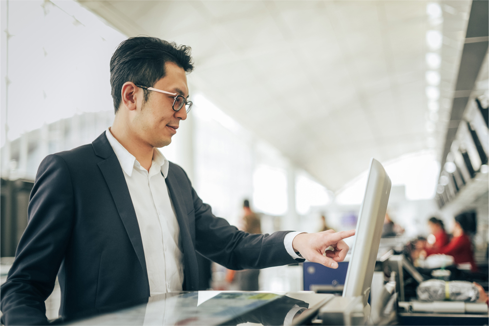 The Cathay Pacific Group is streamlining check-in for its passengers.
