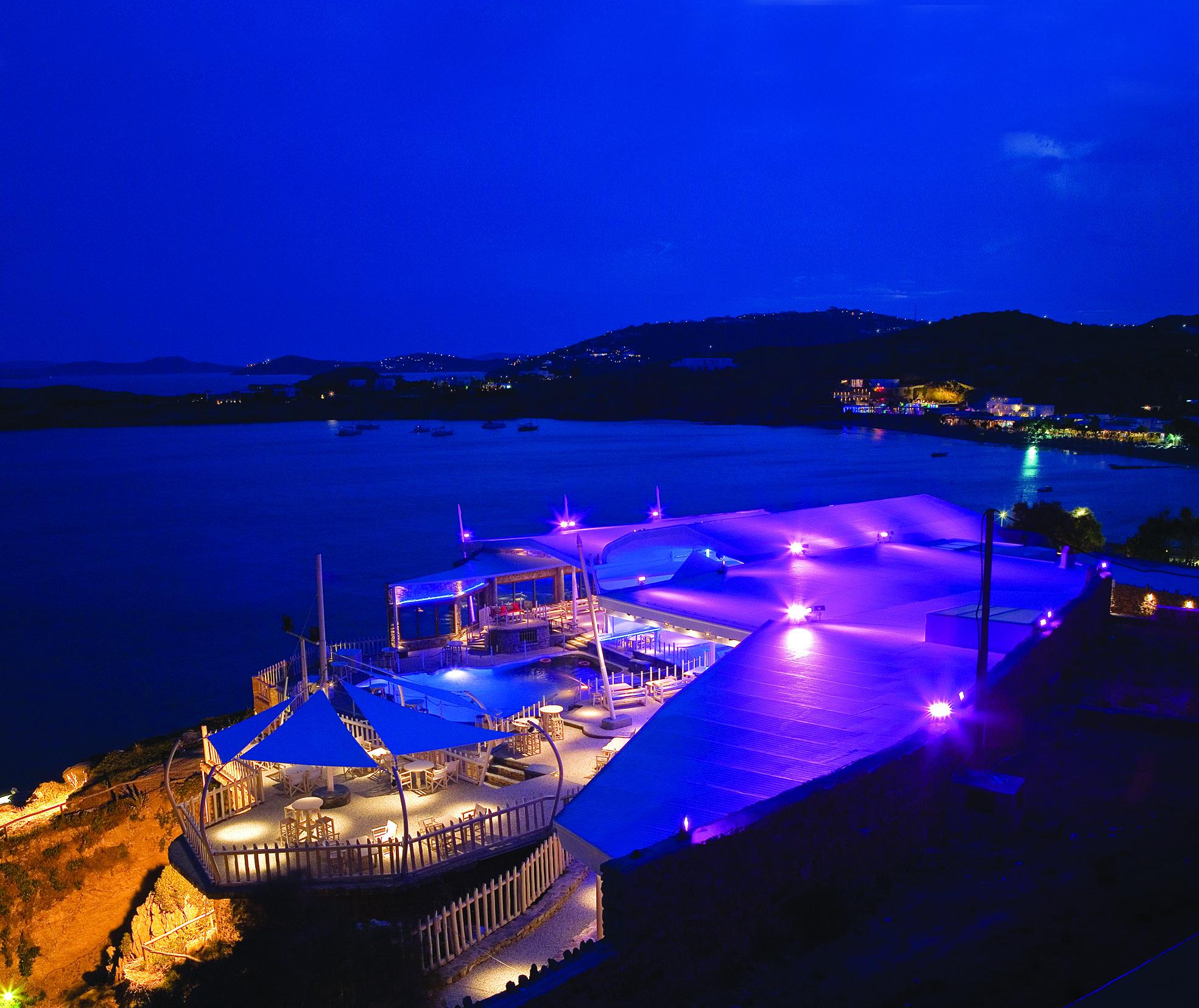 Cavo Paradiso in Mykonos