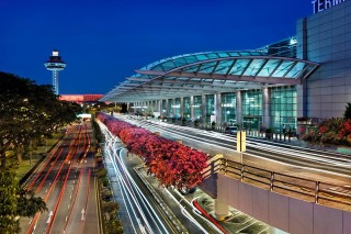 Changi Airport has been named the world's best airport by Skytrax.