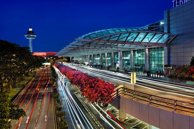 Singapore Changi Airport claims the number one ranking for the third consecutive year.