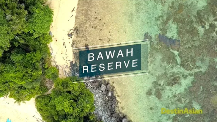Checking In: Bawah Reserve