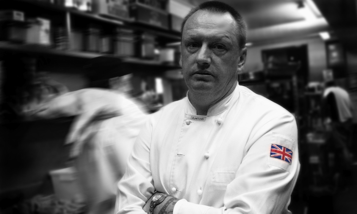 Chef Ian Curley will host a food photography event at The Prime Society during the World Gourmet Summit.