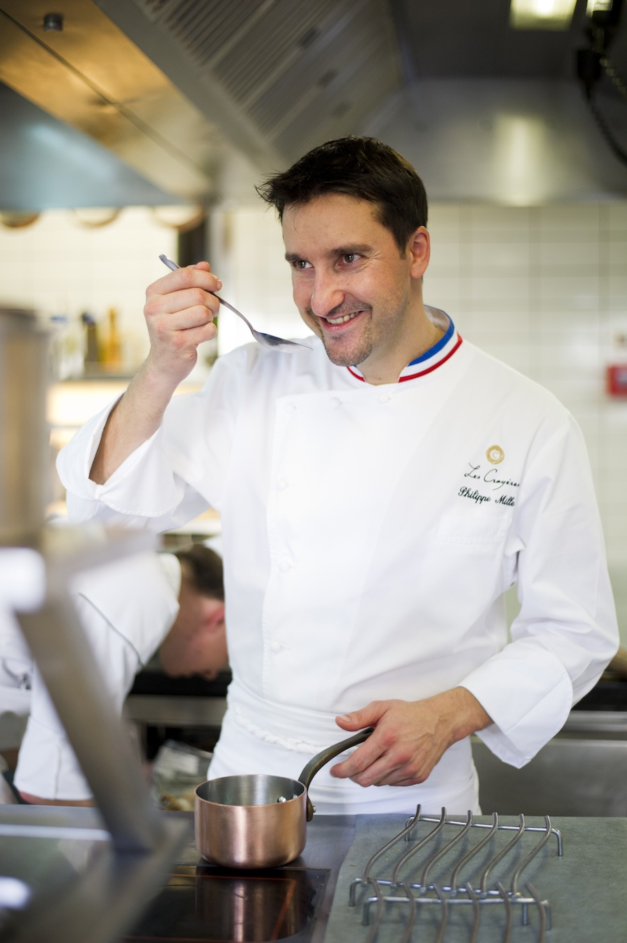 Michelin-starred Philippe Mille will host dinner at Raffles Hotel during the summit.