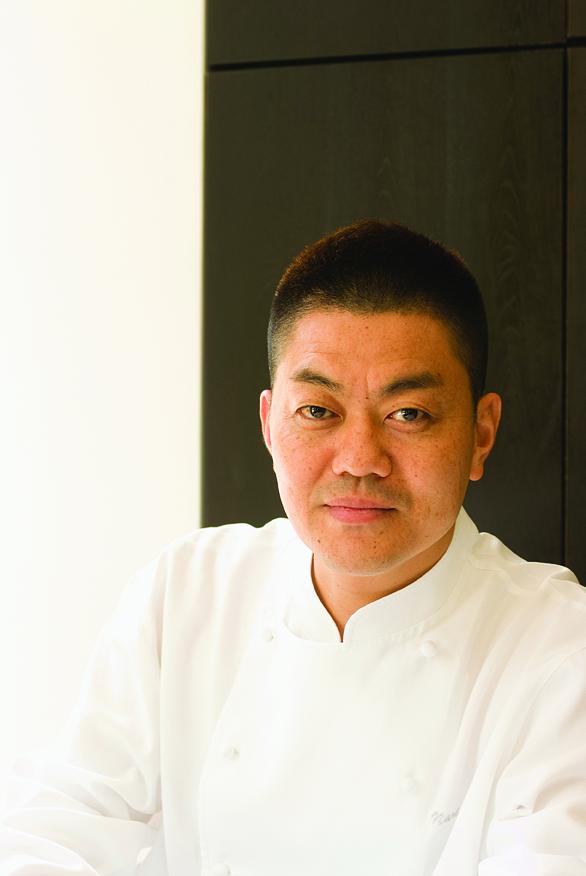 Chef Yoshihiro Narisawa.