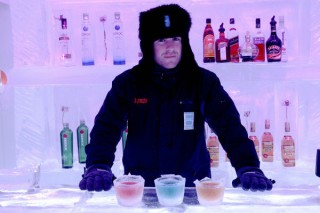 Mixologist in Chill