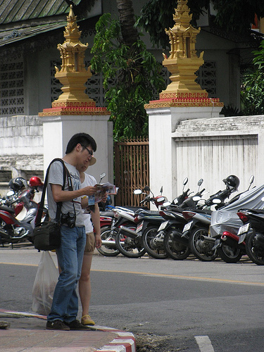 Destinations such as Thailand (pictured), Taiwan, and South Korea are becoming popular with Chinese tourists. Image courtesy of Chinese Tourist Flickr