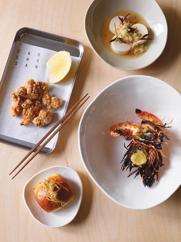 Izakaya-inspired dishes at Cho Cho San.