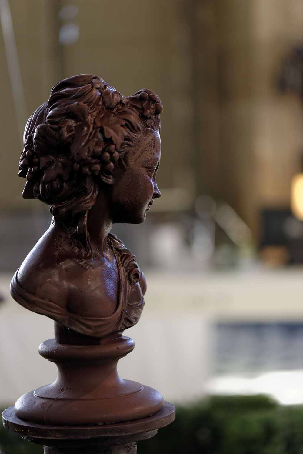 The eighth annual Chocolate Palace event this year brings some of France's most renowned chocolatiers to Chateau Vaux-le-Vicomte.