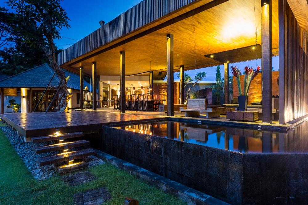 Chōsen's property in Canggu, Bali