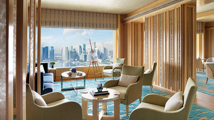 Ritz-Carlton's Drawing Room