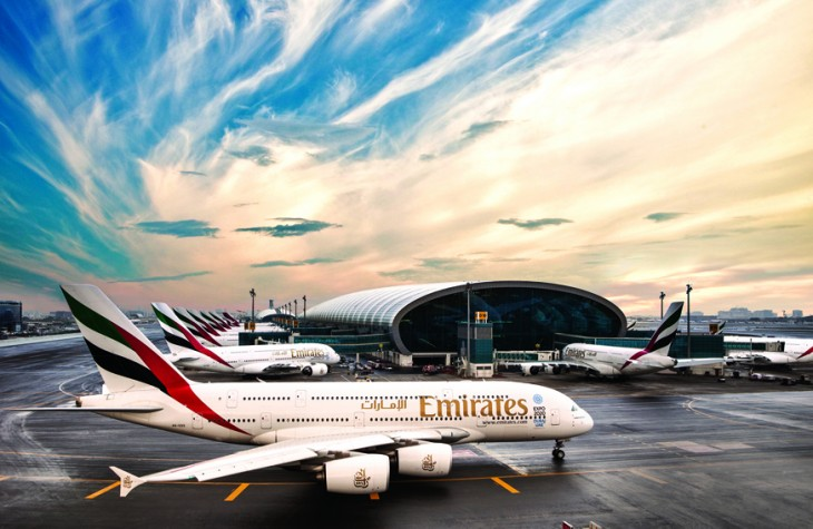 Emirates is the first airline to offer this kind of flexible reservation booking option.