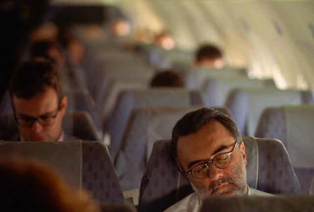 Avoid daytime dozes on your next trip with this online jet lag application. Image by Corbis.
