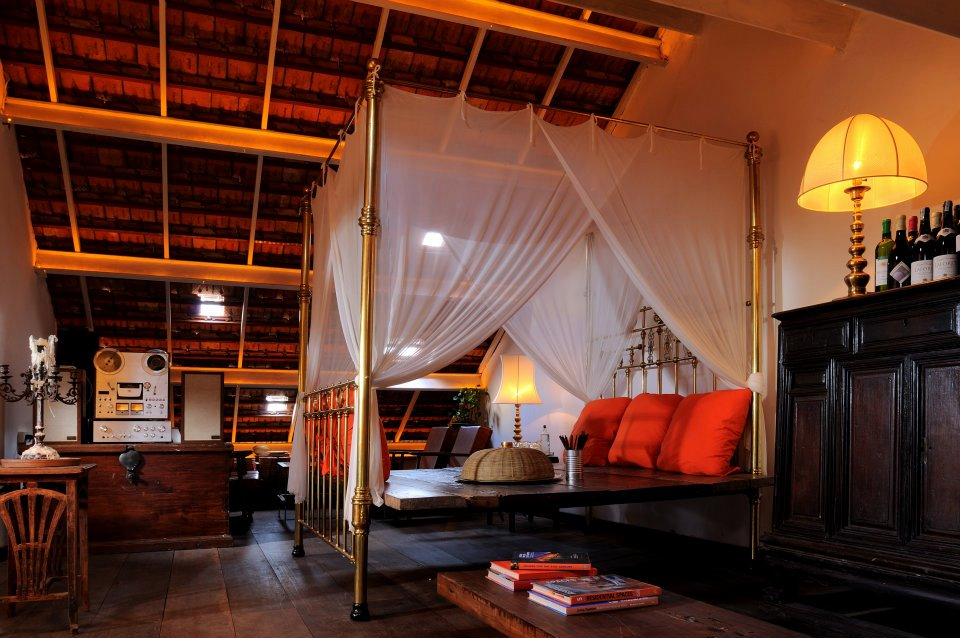The enchanting, romantic interiors of Cục Gạch Quán.