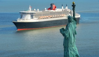 The Transatlantic Fashion Week will be taking place on board Cunard's Queen Mary 2, arriving in New York in time for the first day of New York Fashion Week.