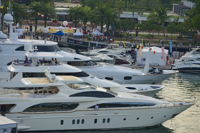 The four-day event will be a showcase of luxury lifestyle.