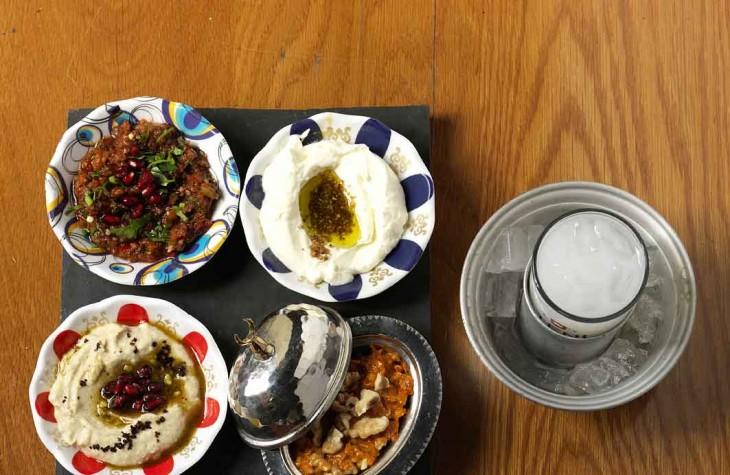 Efendy's Meze Platter