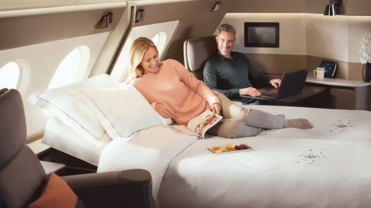 Everything You Need To Know About Singapore Airlines' Plush New Cabins