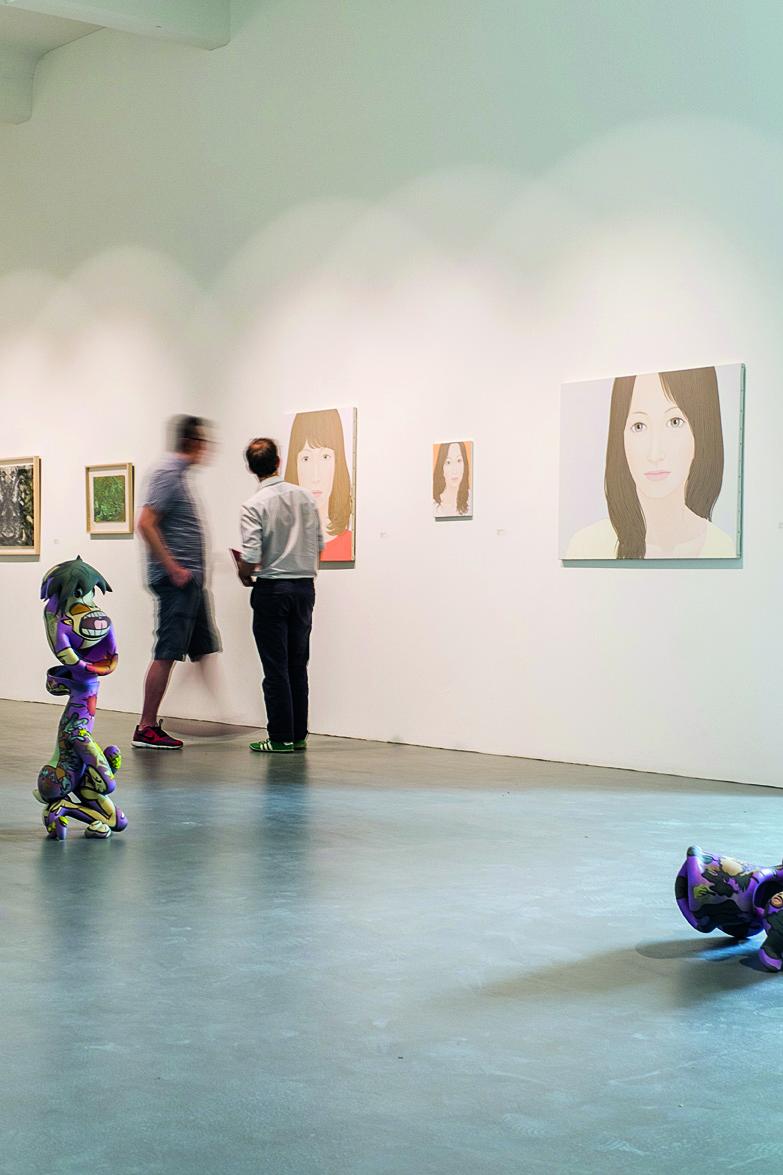 The Mizuma Gallery.