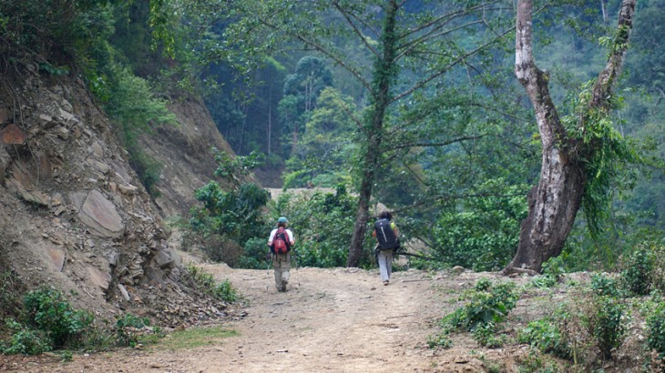 Nabji Trail