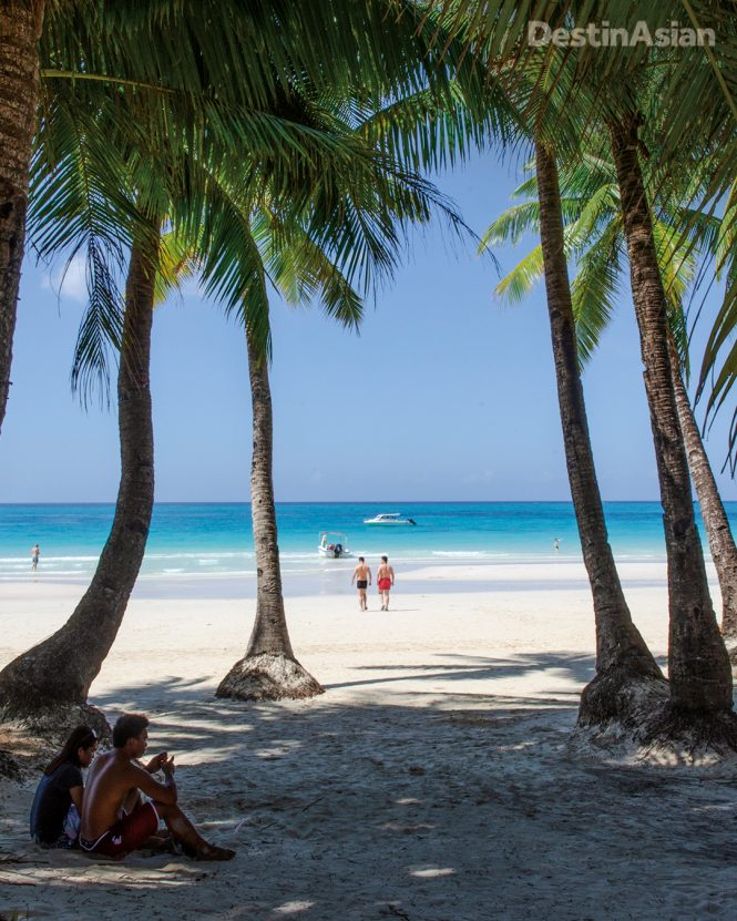 Boracay Beach: Boracay Reborn: A Look At The Newly Reopened Philippine