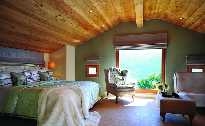 Tiger's Nest Master Suite