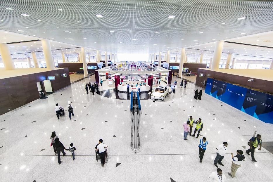 The main concourse.