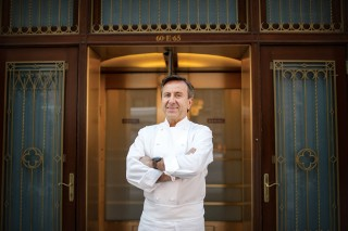 Chef Daniel Boulud hails from Lyon.