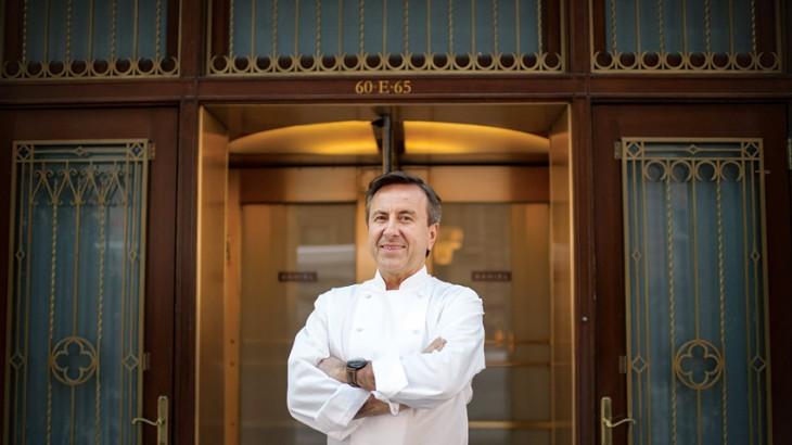 Chef Daniel Boulud hails from Lyon.