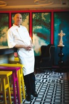 Shanghai Restaurants: Chef-owner David Laris at Yucca