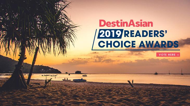 DestinAsian 2019 Readers' Choice Awards