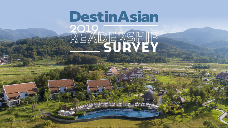 DestinAsian 2019 Readership Survey