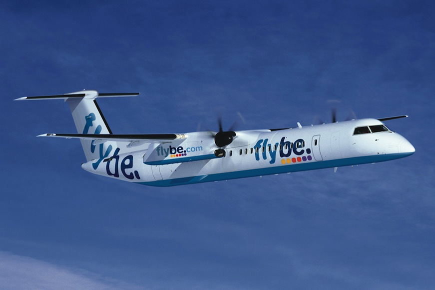 Flybe is the largest regional carrier based in Europe.
