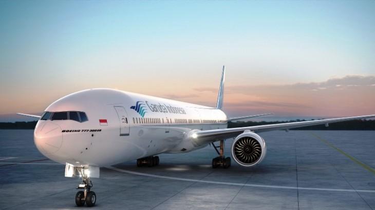 Garuda, a member of Skyteam, is introducing new menus to premium-class passengers through April.