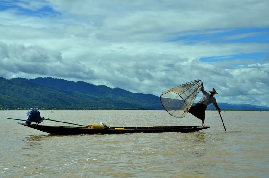 The fishing culture and surrounding villages and temples make Inle Lake one of Myanmar's top destinations.