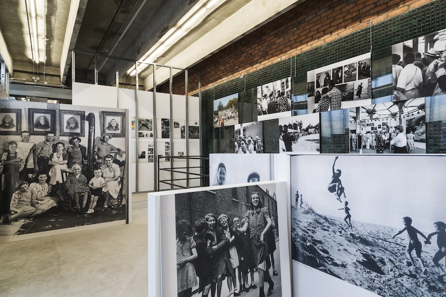 An exhibition of photographs from George Kiesewalter.
