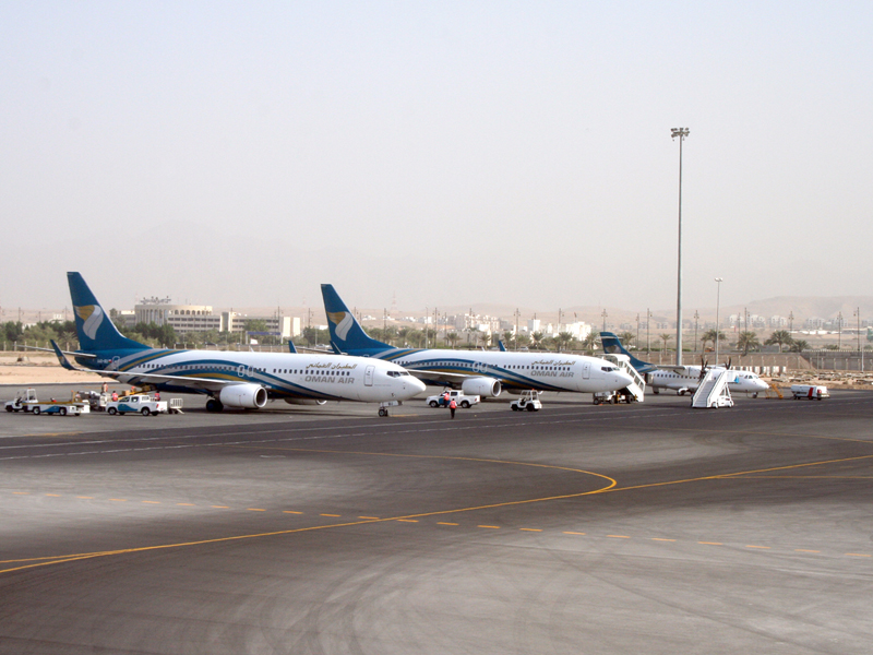 Oman Air began flying to KL via stopover routes in 2010.