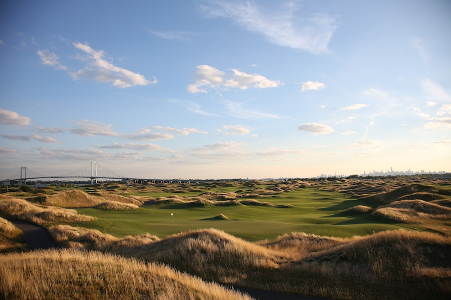 Major tournaments and championships are planned to be held on the course.